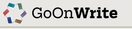 Goonwrite.com logo